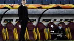 Ole Solskjaer, técnico de Manchester United
