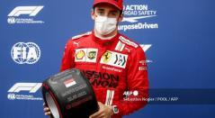 Leclerc firma la 'pole'