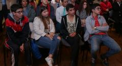 Jóvenes colombianos