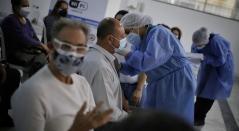 Vacunación anticovid