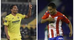 Carlos Bacca Villarreal, Carlos Bacca Junior