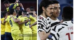 Villarreal vs Manchester United - Europa League