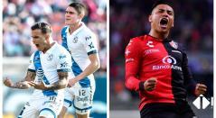 Puebla vs Atlas