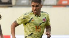 Gustavo Cuellar, jugador de la Selección Colombia
