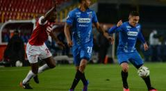 Santa Fe vs Medellín 2021