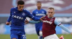 Everton derrotó al West Ham en Premier