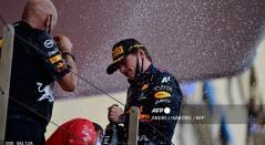 Max Verstappen, ganador del GP de Mónaco