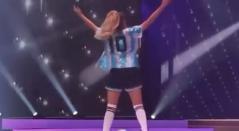 Candidata de Miss Universo Argentina