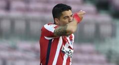Luis Suárez, Atlético de Madrid 2021
