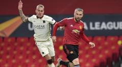 Roma vs Manchester United