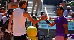 Alexander Zverev - Rafael Nadal