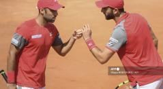Roland Garros, Juan Sebastián Cabal, Robert Farah