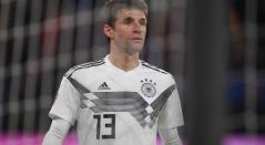 Thomas Muller, selección alemana