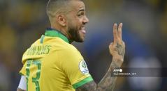 Daniel Alves, Brasil 2019
