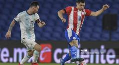 Argentina vs Paraguay 2020