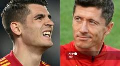 España vs Polonia, Eurocopa