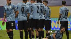 Selección Uruguay 2021