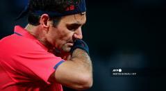 Roger Federer 2021