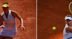 Finalistas Roland Garros