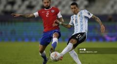 Argentina vs Chile - Copa América