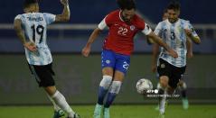 Ben Brereton - Chile 2021