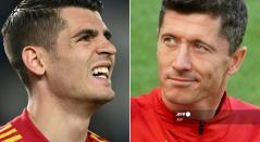 España vs Polonia 2021