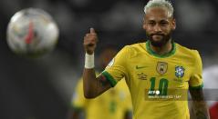 Neymar, Brasil 2021