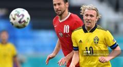 Suecia vs Polonia 2021