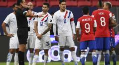 Chile vs Paraguay - Copa América