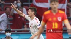Dinamarca vs Gales, Eurocopa 2021
