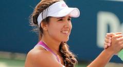María Camila Osorio tenista colombiana en Wimbledon