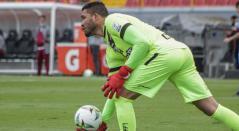 Álvaro Montero, portero del Tolima 2021