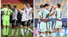 Alemania vs Portugal 2021