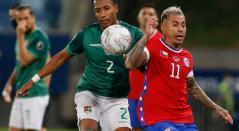 Chile Vs. Bolivia - Copa América