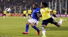 Colombia Vs. Brasil - 2015