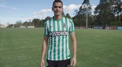 Felipe Aguilar, jugador de Atlético Nacional