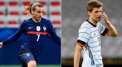 Alemania vs Francia, Eurocopa 2021