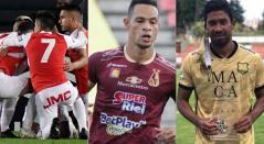 Independiente Santa Fe, Cristian Marrugo, Ánderson Plata