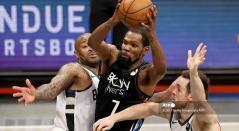 Nets vs Bucks, NBA