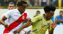 Perú vs Colombia; Eliminatorias