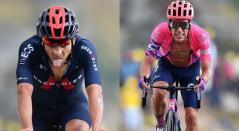 Richard Carapaz, Rigoberto Urán, Vuelta a Suiza 2021