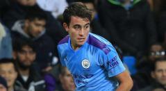 Eric García, defensor del Manchester City