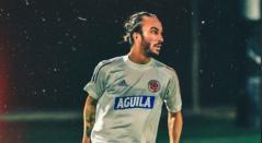 Sebastián Pérez, Selección Colombia