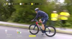 Geraint Thomas, ciclista del Ineos