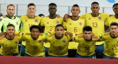 Selección Colombia 2021