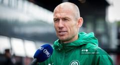 Arjen Robben, exfutbolista holandés