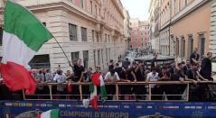 Italia campeón de la Eurocopa 2021