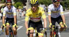 Tadej Pogacar, Tour de Francia