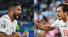Italia vs España; Eurocopa 2021