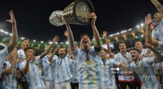 Argentina campeón Copa América 2021